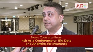 Big data and analytics trends in the insurance industry - Samit Mandal