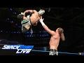 Kalisto vs. Dolph Ziggler: SmackDown LIVE, Jan. 31, 2017