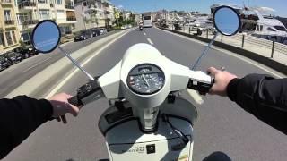 1. Vespa PX 150