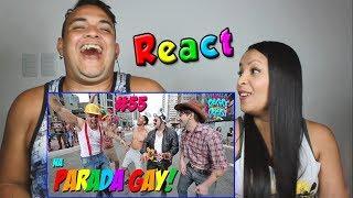OOOOláááá pessaos, hoje assistimos ao video Pagode da Ofensa na Web #55 - Na Parada Gay! Espero que gostem eeeeee divirtam-se Vídeo Original - https://www.yo...
