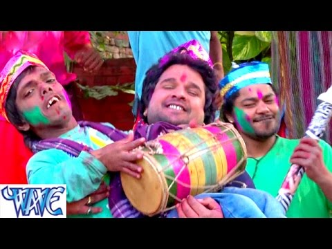 Video नॉन स्टॉप होली  Non Stop Holi - Lal  Abeer- Ritesh Pandey -  Bhojpuri Holi Songs 2015 HD download in MP3, 3GP, MP4, WEBM, AVI, FLV January 2017