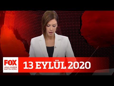 Doğu Akdeniz'de gerilim! 13 Eylül 2020 Gülbin Tosun ile FOX Ana Haber Hafta Sonu