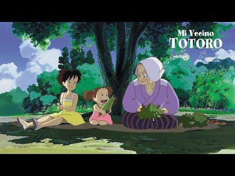 "Mi vecino Totoro - Clip ""Huerta""?>"