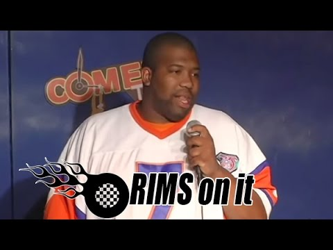 Comedy Time - Rims on it (Stand Up Comedy)