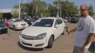 Autoline's 2008 Saturn Astra XR Walk Around Review Test Drive