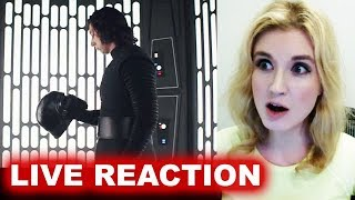 Video Star Wars The Last Jedi Trailer REACTION MP3, 3GP, MP4, WEBM, AVI, FLV Oktober 2017