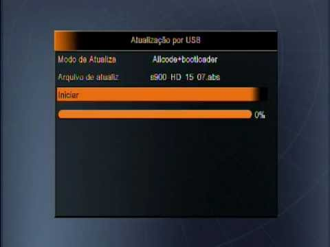 Configurando servidor de CS nos Azamerica s808, s809, s812