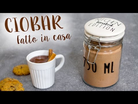 come fare il mix per la cioccolata calda fatta in casa