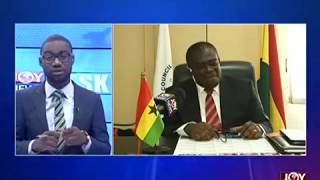 Deputy Chair of EC rebuts claims over GHS40m 'unauthorized contract'