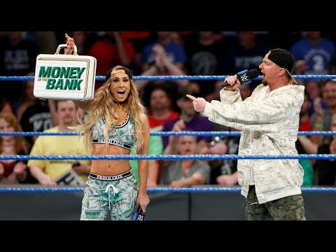 Is The Women's MITB Rematch A Result Of The Ellsworth Backlash?   WWE SDLive 6/2017