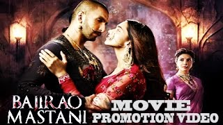 Bajirao Mastani 2015   Ranveer Singh  Deepika  Priyanka   Milind Soman   Full Movie Promotion Events