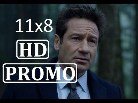 The X Files 11x8 Promo | The X Files Season 1 Episode 8 Promo