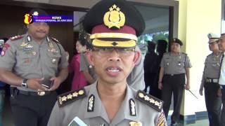 187 PERSONIL POLDA BANGKA BELITUNG NAIK PANGKAT JELANG HARI BHAYANGKARA KE 70