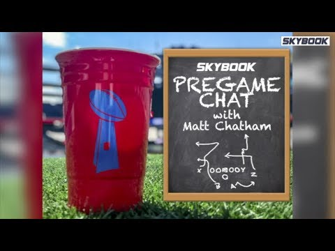 Video: NESN Pregame Chat: Super Bowl 53, Patriots vs. Rams, Presented by Skybook