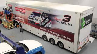 MotoSign Truck Wrap Time Lapse