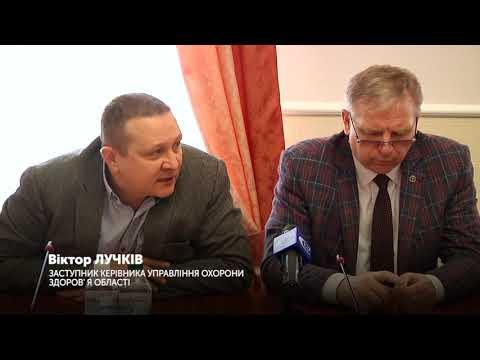 У Житомирі лікарі та депутати вирішували, як протидіяти китайському коронавірусу