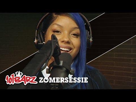 Latifah - Zomersessie 2017 - 101Barz