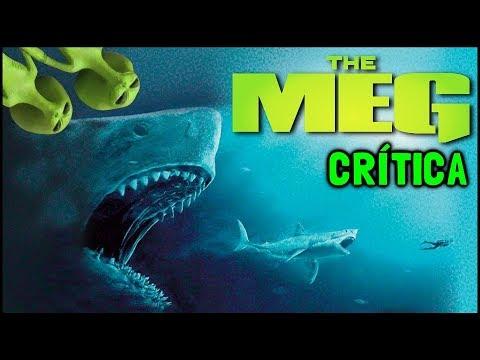 MEGATUBARÃO (The Meg, 2018) - Crítica