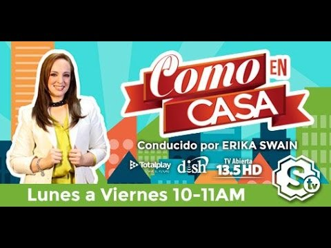 PROGRAMA COMO EN CASA 19AGO2014