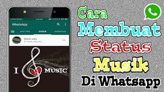 Download Video Cara Membuat Status Musik Di Whatsapp MP3 3GP MP4