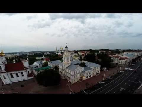 Vitsyebsk Drone Video