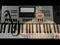WWE Aj Styles Theme Song Piano Tutorial