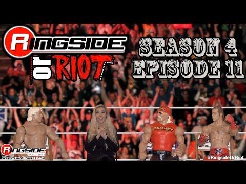 Ringside Or Riot - Season 4 Episode 11 (S04 E11)