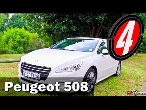 Peugeot 508 allure 1.6 фотография