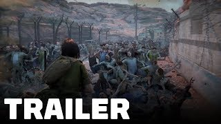 World War Z - Introducing: The Horde Trailer by IGN