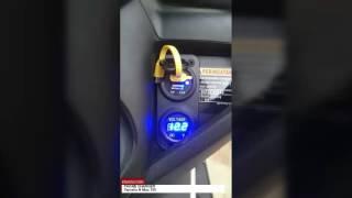 Video DIY pasang Charger + volt meter Motor yamaha N Max MP3, 3GP, MP4, WEBM, AVI, FLV April 2019
