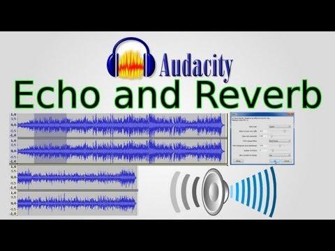 comment regler le gverb sur audacity
