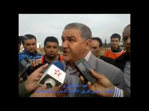 تصريح عبد الله الكوزي حول أداء الحكم التيازي