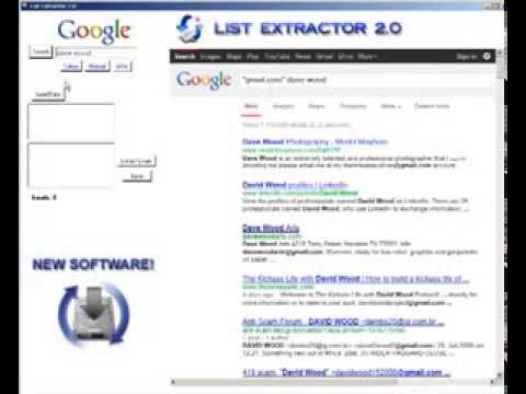 Email Extractor Lite 1 4 vs List Email Extractor 2.1