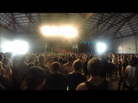 Suicide Silence Full Set Live - Sydney Soundwave 2014
