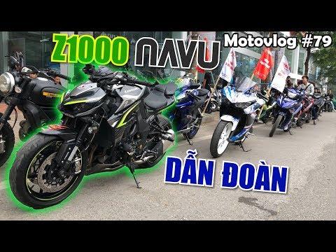Z1000 NAVU dẫn đoàn xe từ thiện tới Ba Vì, Hà Nội | Motovlog 79 - Thời lượng: 8 phút, 52 giây.