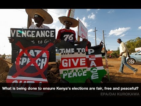 The Stream – Kenya's post-election peril