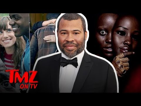 Jordan Peele Is Beyond Excited For 'Us' To Scare Everybody   TMZ TV