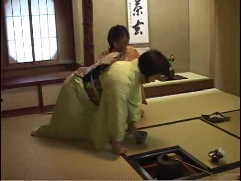 Still image from Japan: Urasenke Tea Ceremony