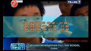 Video On The Spot - 7 Negara Menerapkan Full Day School MP3, 3GP, MP4, WEBM, AVI, FLV Oktober 2017