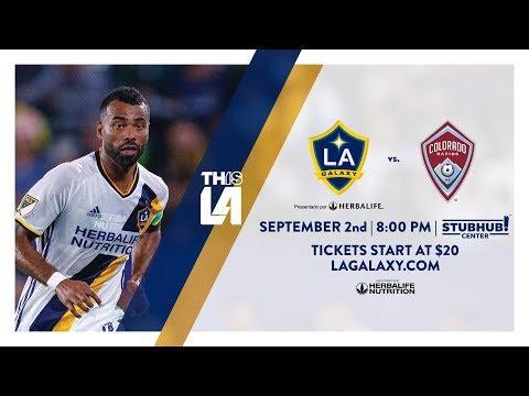 Video: TEASER: LA Galaxy vs. Colorado Rapids | September 2, 2017