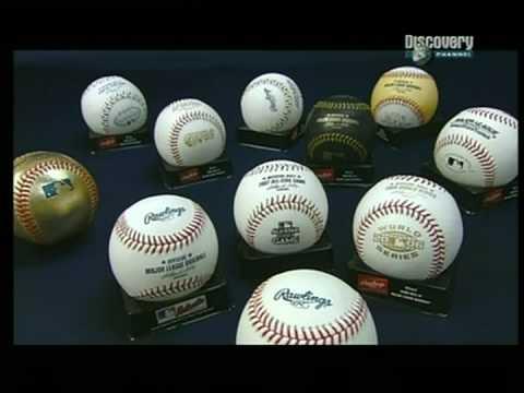 Co ukrývá baseballový míček?