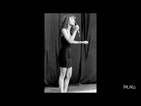 Mariah Carey's debut singing live at KMEL Summer Jam 1990