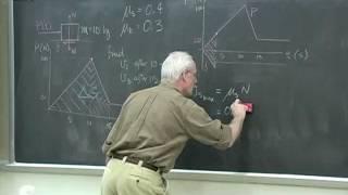 "Saylor.org ME202: Ken Manning's ""Dynamics - Linear Momentum"""