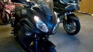 8. 2014 Kawasaki Ninja 650 (w/ABS) Review (One Take)