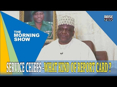 """""""President Buhari hasn't been tactical enough in managing service chiefs""""-Col Hassan Stan-Labo (Rtd)"""