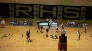 Rocheste High School Volleyball vs Peru