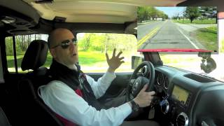 1080p - 2012 Jeep Wrangler Unlimited Sahara Review Part 1