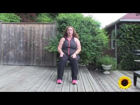 Seated Exercises For Seniors