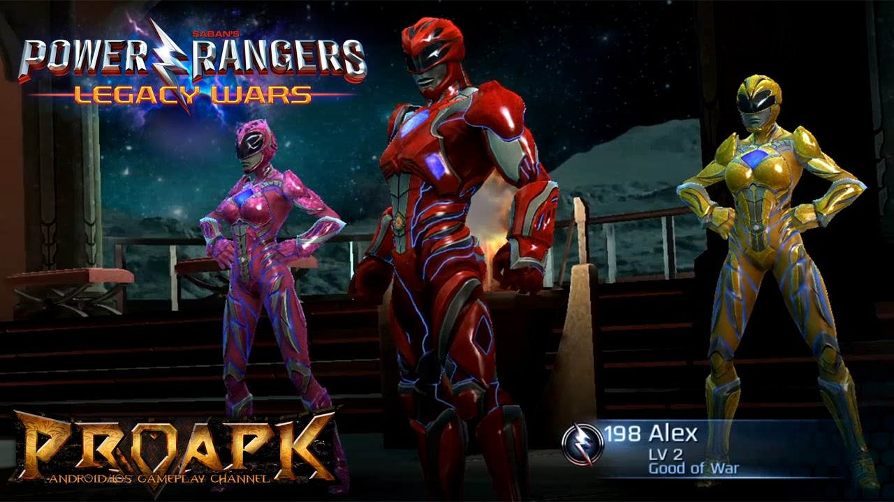 Power Rangers: Legacy Wars