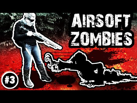 Airsoft ZOMBIE event | Chapter Three | Swamp Sniper